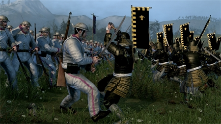 Total War Shogun 2 FotS