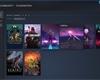 Beta nového uživatelského rozhraní Steamu je venku, vyzkoušejte ji