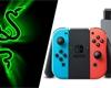 Razer patentoval nové zařízení, které vypadá jako Nintendo Switch