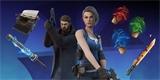 Do Fortnite míří další známé postavy. Tentokrát Jill a Chris z Resident Evil