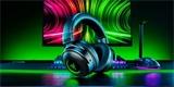 Nová herní sluchátka Kraken V3 od Razeru vám budou vibrovat do uší