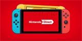 Sledujte přímý přenos herní akce Nintendo Direct