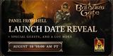 Baldur's Gate 3 nestíhá srpen, více informací už za dva týdny