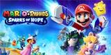 Mario s králíky se vrací. V pokračování Sparks of Hope zachrání celou galaxii