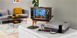 Sběratelská stavebnice LEGO vám do obýváku vrátí kultovní konzoli NES