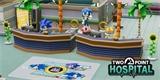 Do nemocnice v Two Point Hospital míří díky DLC ježek Sonic