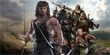 Do Verdansku míří Rambo, podívejte se na ukázku z CoD: Warzone