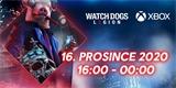 Sledujte charitativní stream s hrou Watch Dogs Legion a Xboxem