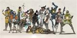 Podívejte se, jak vypadá battle royale akce Apex Legends na Switchi