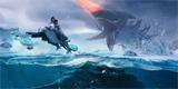 Mrazivá Subnautica: Below Zero má nový stylový filmeček