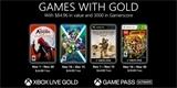 Listopadové Games with Gold nabídnou hry zdarma z akčního žánru
