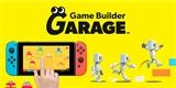 Nintendo vás v Game Builder Garage naučí tvořit vlastní hry