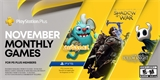 Sony ukazuje listopadovou nabídku PS Plus her, nechybí ani PS5