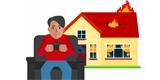 Hráči by raději nechali shořet dům, než přišli o postup, ukazuje průzkum