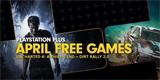 PS Plus nabídne v dubnu dobrodružství Nathana Drakea i závody v bahně
