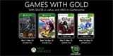 Březnové Games with Gold potěší fanoušky Batmana i Castlevanie