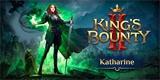 Čarodějnice Katherine je druhou hratelnou postavou v King's Bounty 2
