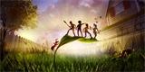 Hráli jsme Grounded: zápisky o přežití malého človíčka