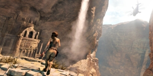 Rise of the Tomb Raider bez multiplayeru, ale s online prvky