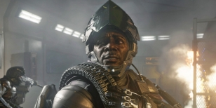 Ukázka z Call of Duty: Advanced Warfare staví na atmosféře