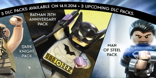 LEGO Batman 3: Beyond Gotham oznamuje Season Pass