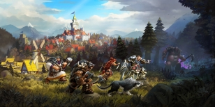 Ubisoft odhalil The Settlers: Kingdoms of Anteria pro PC