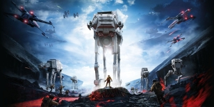 Star Wars Battlefront vyjde 17. listopadu na PC, PS4 a Xbox One