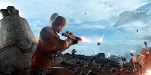 Star Wars Battlefront a Drop Zone mód v detailech