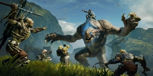 Stahujte Lord of the Hunt DLC do akce Shadow of Mordor