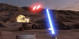 Na HTC Vive se chystá Star Wars: Trials On Tatooine VR