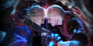 Devil May Cry 4 Special Edition ve startovním traileru