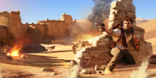 Uncharted: The Nathan Drake Collection ve výbušném traileru