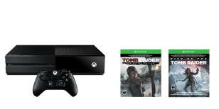 Microsoft odhalil XOne bundle s akcí Rise of the Tomb Raider