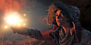 Rise of the Tomb Raider v nadupaném startovním traileru