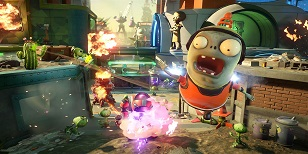 Plants vs Zombies: Garden Warfare 2 dostanete zdarma pro EA Access a Origin Access