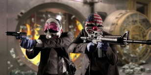 Payday 2: Crimewave Edition se dostane na PS4 a Xbox One v červnu