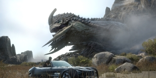Final Fantasy XV: Epiode Duscae Demo v multimediálním nášupu