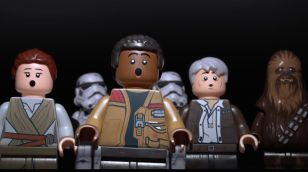LEGO Star Wars: The Force Awakens má nový trailer
