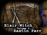 Blair Witch Poject Volume 1: Rustin Parr
