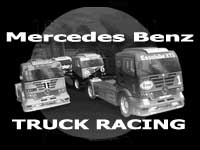 Mercedes Benz Truck Racing – stromky a placky