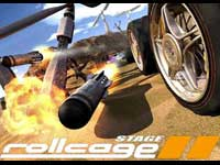 Environmental Bump Mapping podle Matroxe u Rollcage II