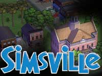 SimCity + The Sims = SimsVille