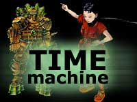 Time Machine - dle novely od H.G. Wellse