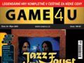 Recenze: Game4U č. 35 - ruské adventury Jazz and Faust a  Agent Hlína