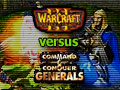 C&C: Generals vs. Warcraft 3