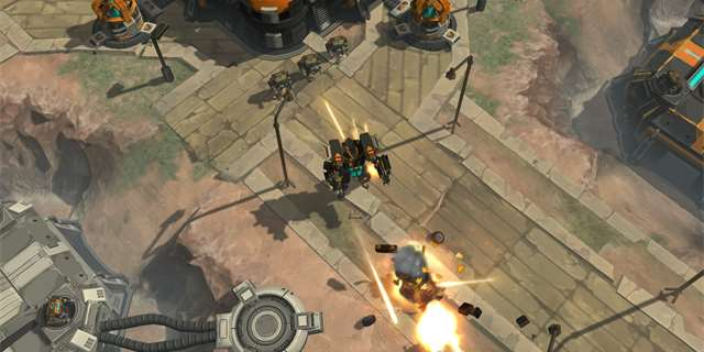 Ubisoft oznámil sci-fi RTS AirMech Arena pro PS4 a Xbox One