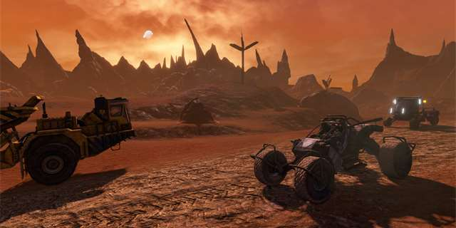 Sci-fi akce Red Faction: Guerrilla se dočká remasteru na PC a konzole