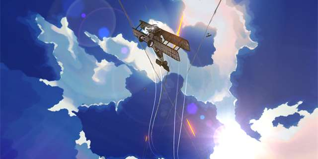 Na Switch míří komiksové létání Skies of Fury DX