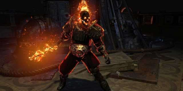 Oldschool RPG Path of Exile se letos dostane na Xbox One