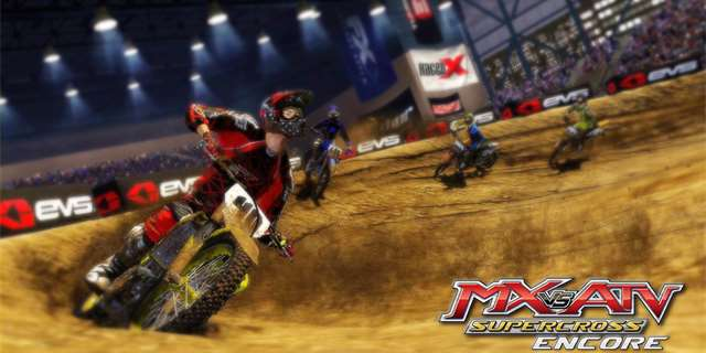 MX vs. ATV Supercross Encore míří na PS4 a Xbox One